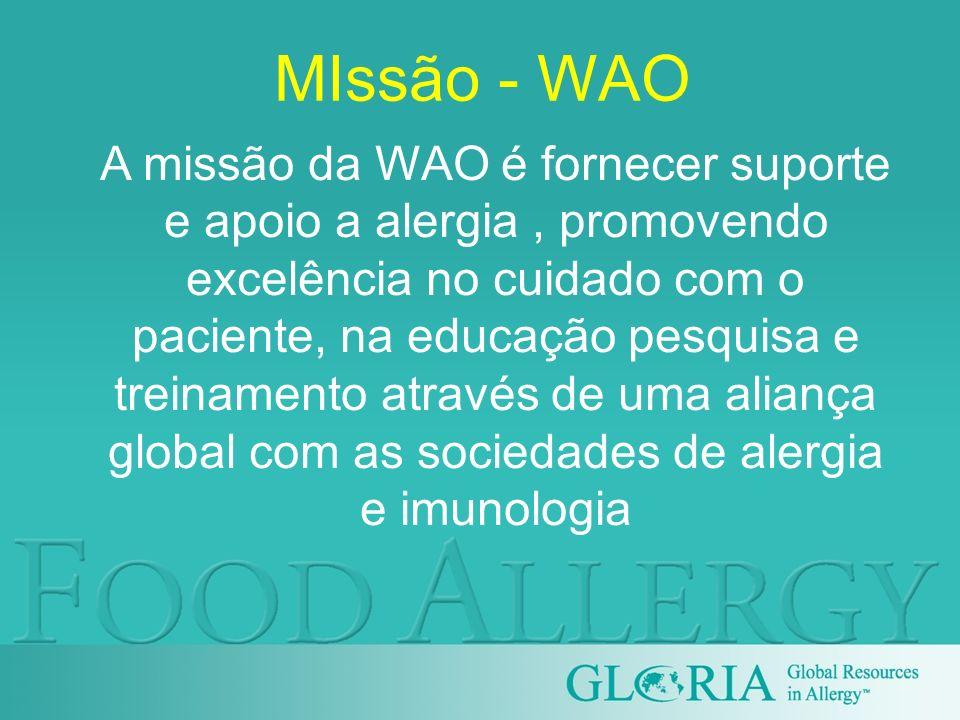 MIssão - WAO