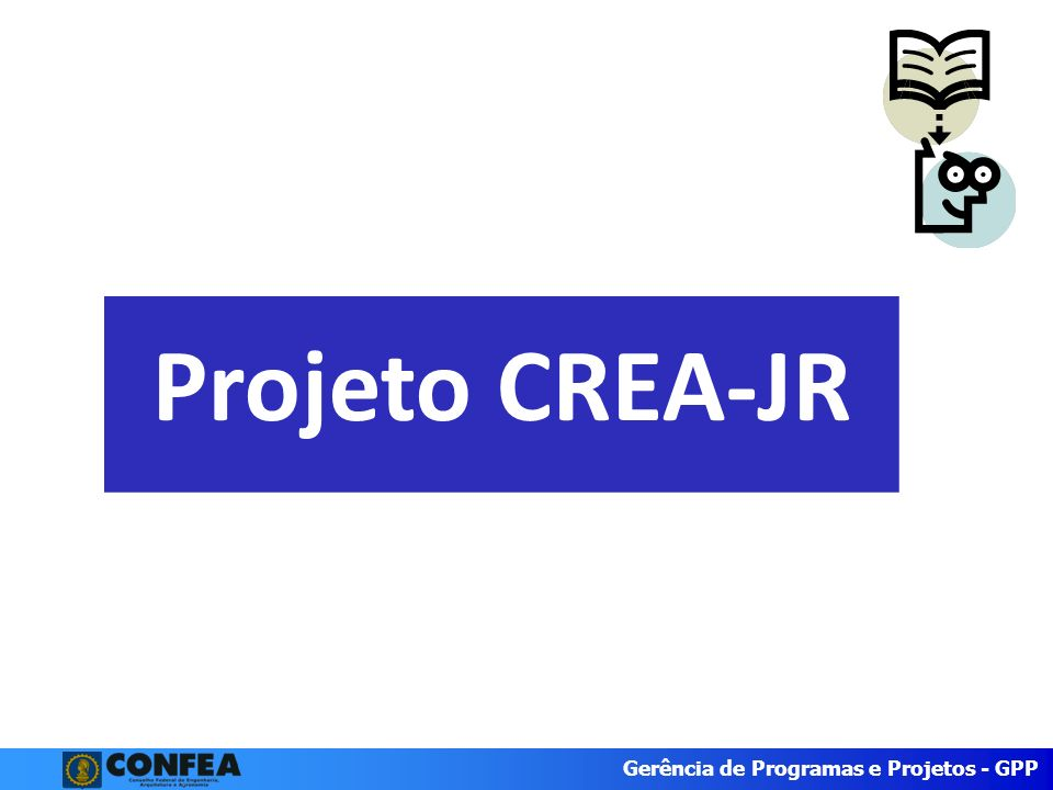 Projeto CREA-JR