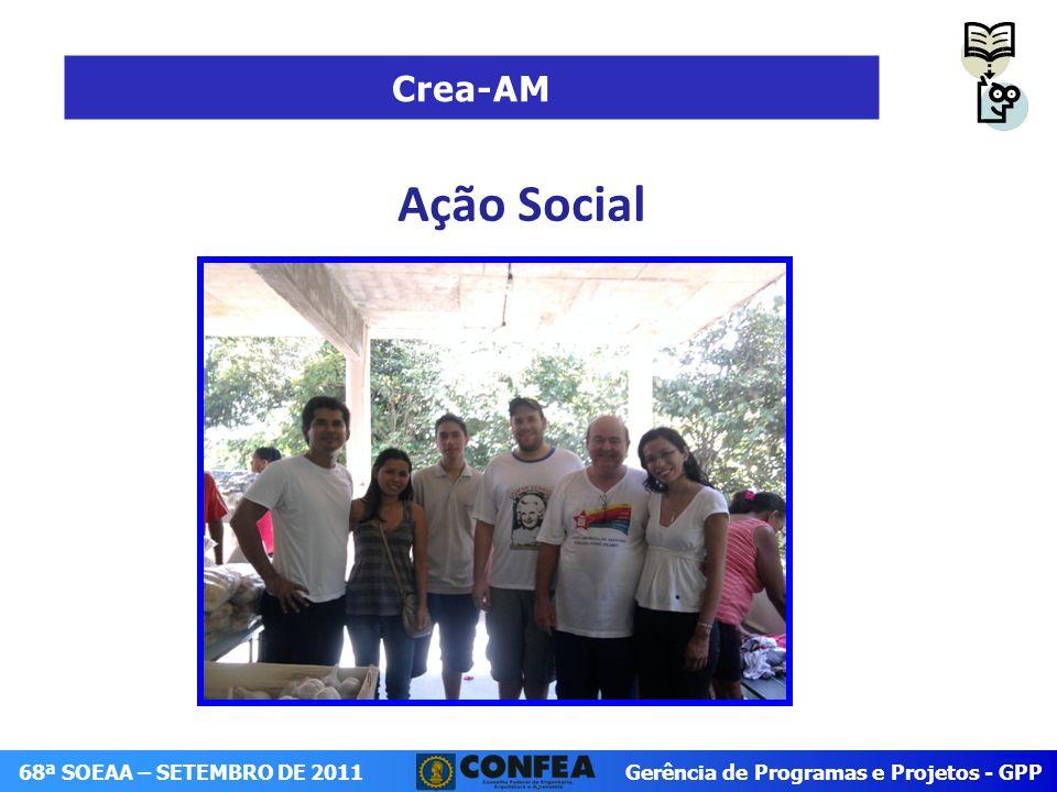 Crea-AM Ação Social