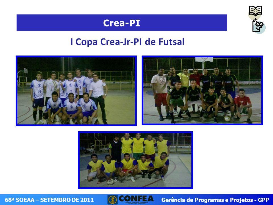 I Copa Crea-Jr-PI de Futsal