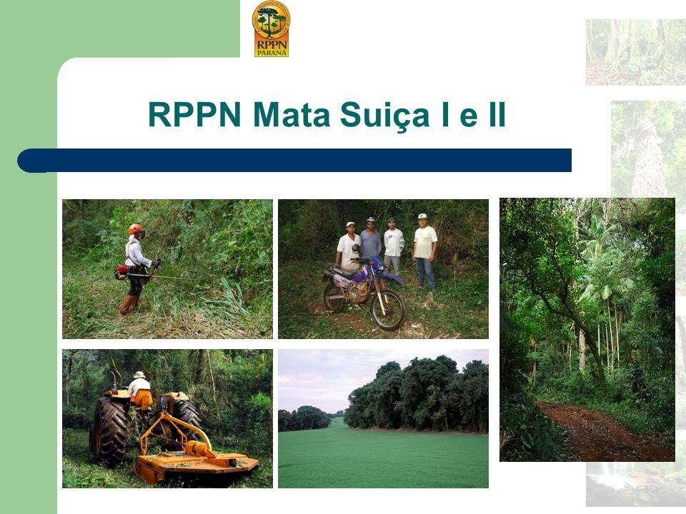 RPPN Mata Suiça I e II