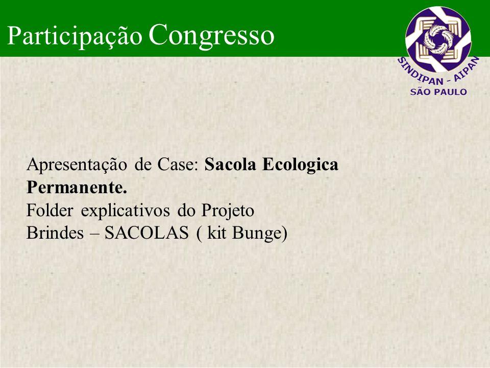 Participação Congresso