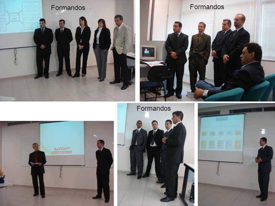 Formandos Formandos Formandos
