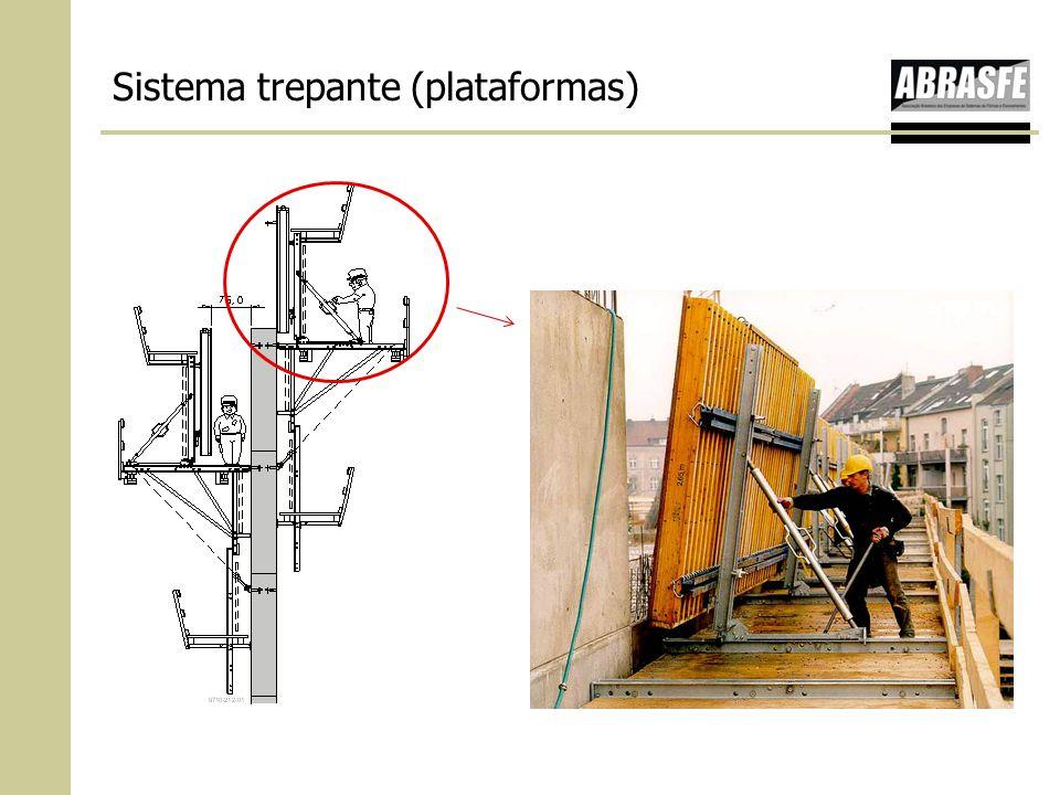 Sistema trepante (plataformas)