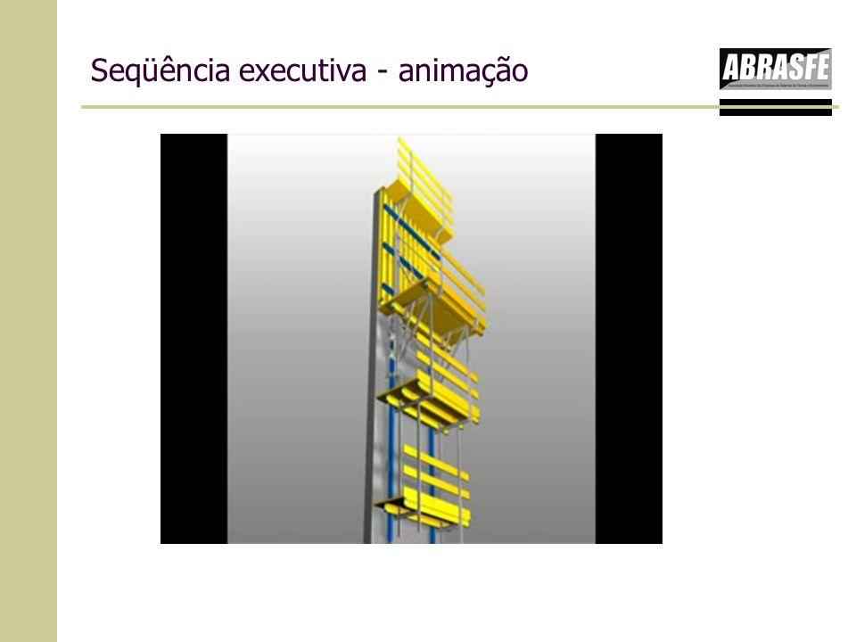 Seqüência executiva - animação