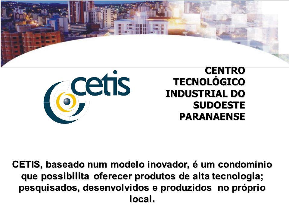CENTRO TECNOLÓGICO INDUSTRIAL DO SUDOESTE PARANAENSE