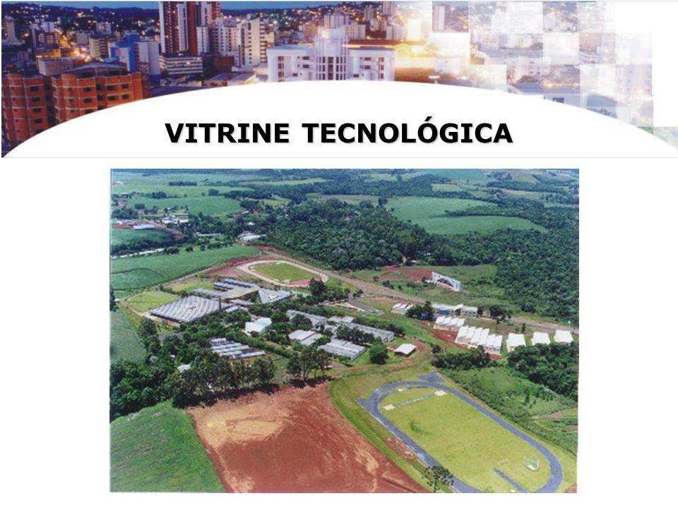 VITRINE TECNOLÓGICA
