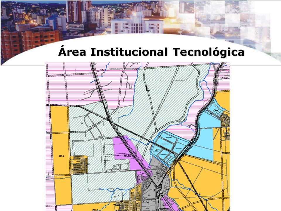 Área Institucional Tecnológica