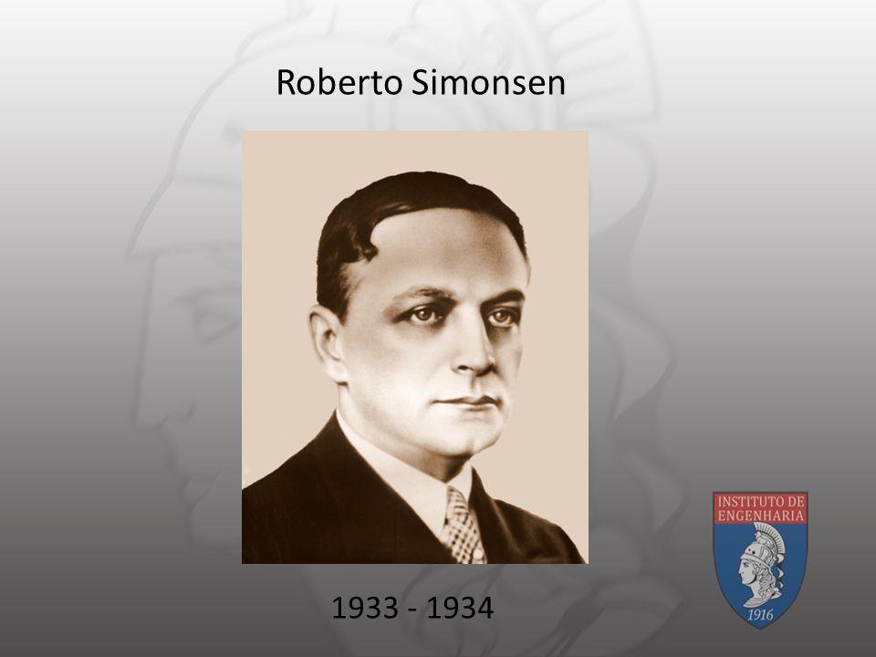 Roberto Simonsen 1933 - 1934
