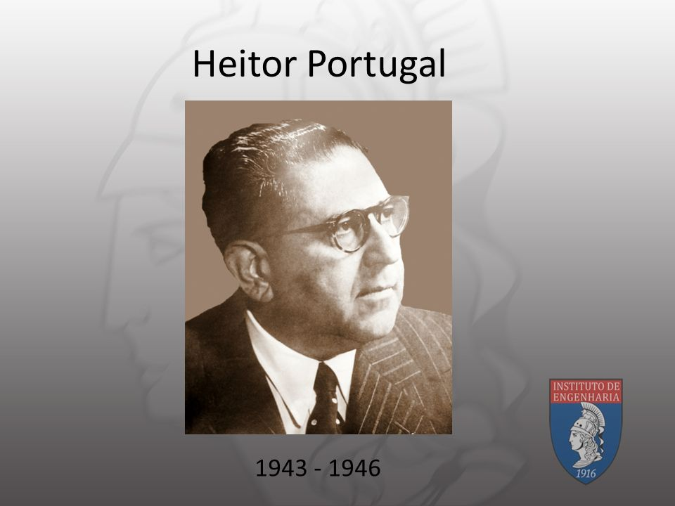 Heitor Portugal 1943 - 1946