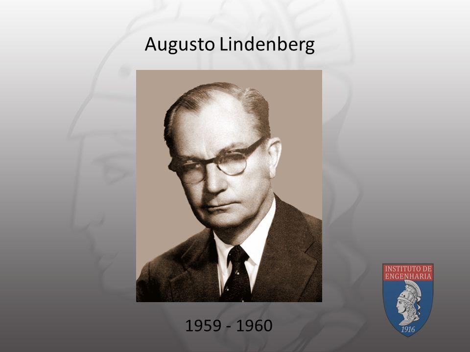 Augusto Lindenberg 1959 - 1960
