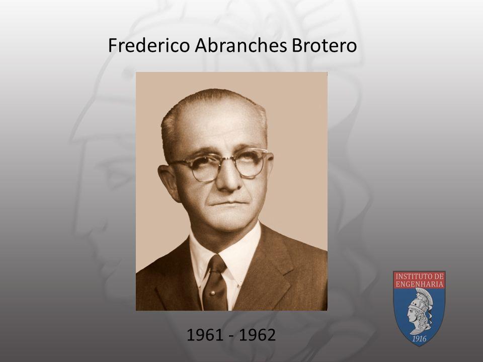 Frederico Abranches Brotero