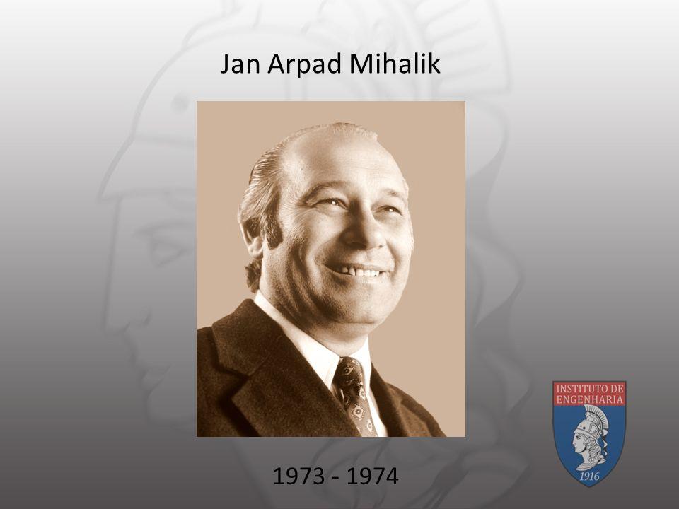 Jan Arpad Mihalik 1973 - 1974