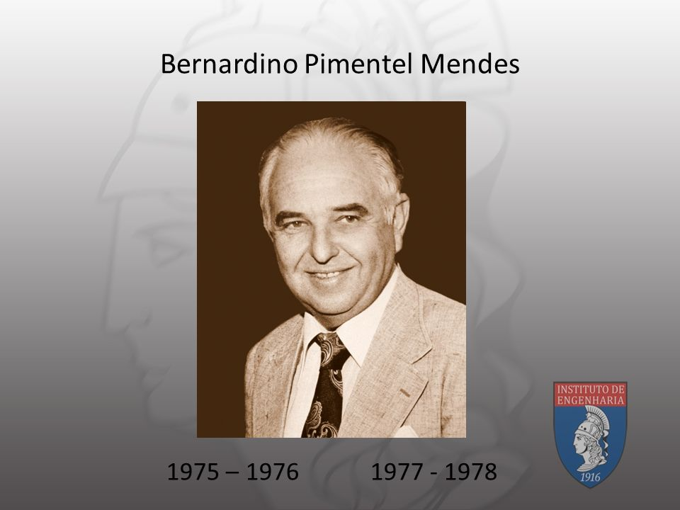 Bernardino Pimentel Mendes