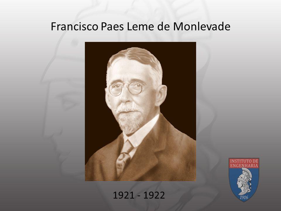Francisco Paes Leme de Monlevade