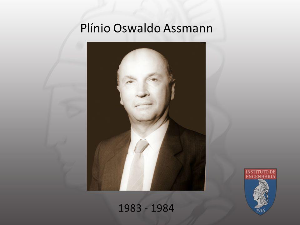Plínio Oswaldo Assmann