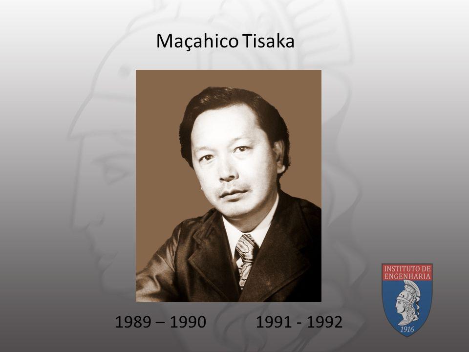 Maçahico Tisaka 1989 – 1990 1991 - 1992