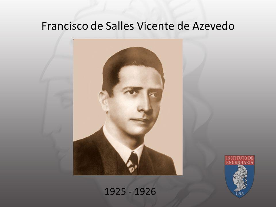 Francisco de Salles Vicente de Azevedo