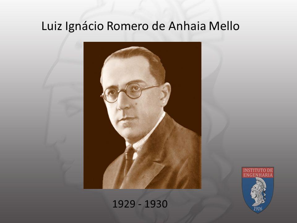 Luiz Ignácio Romero de Anhaia Mello