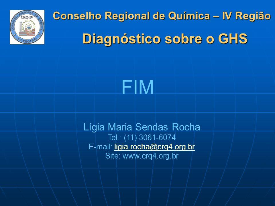 FIM Lígia Maria Sendas Rocha Tel.: (11) 3061-6074