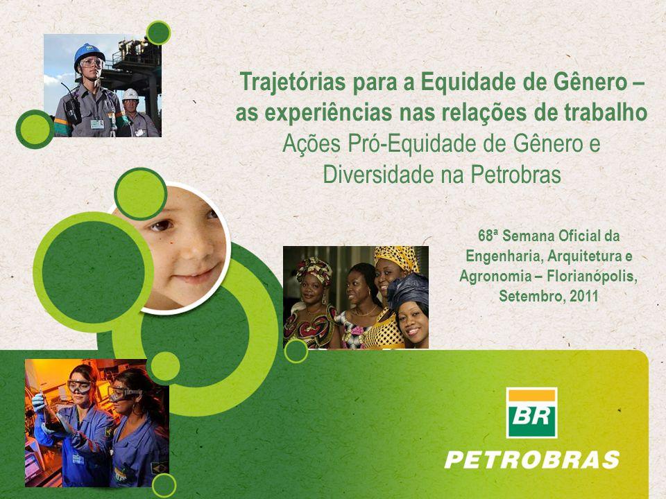 Ações Pró-Equidade de Gênero e Diversidade na Petrobras