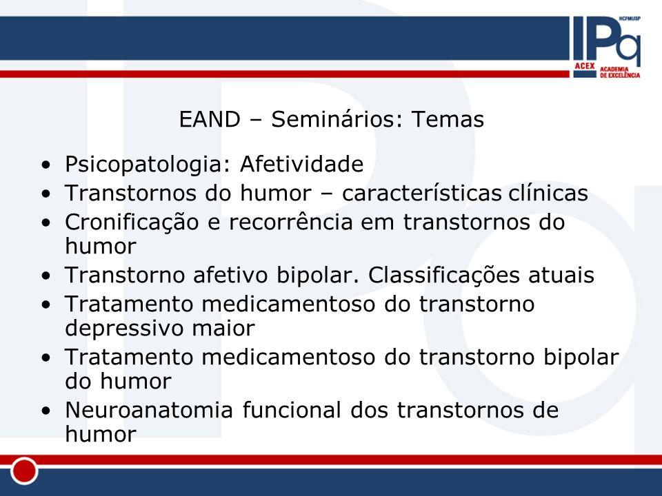 EAND – Seminários: Temas