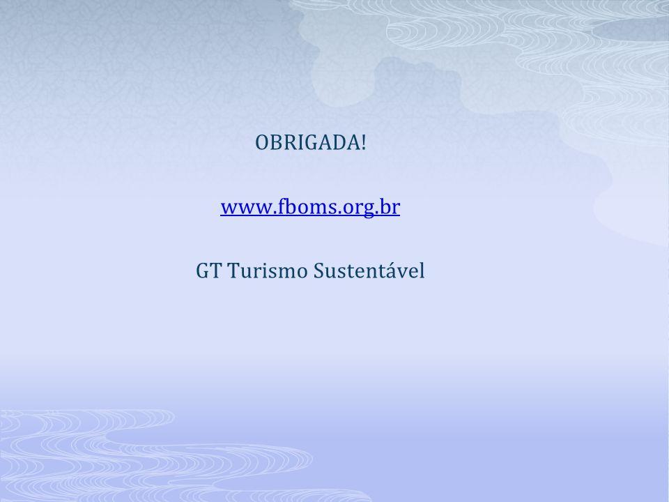 GT Turismo Sustentável