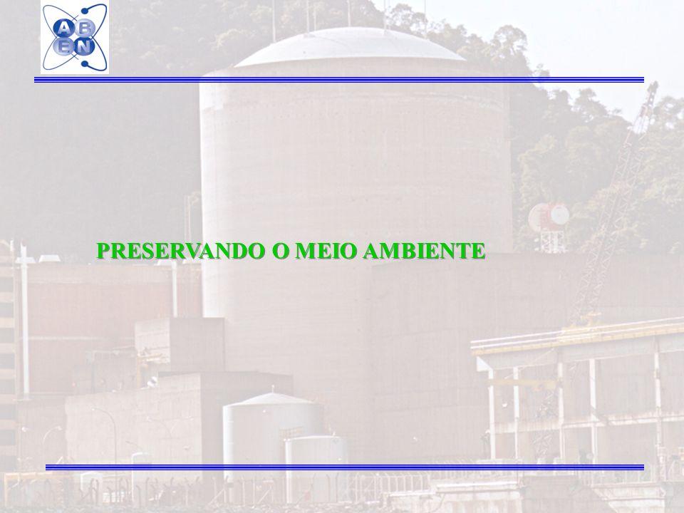 PRESERVANDO O MEIO AMBIENTE