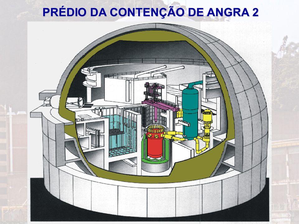 PRÉDIO DA CONTENÇÃO DE ANGRA 2