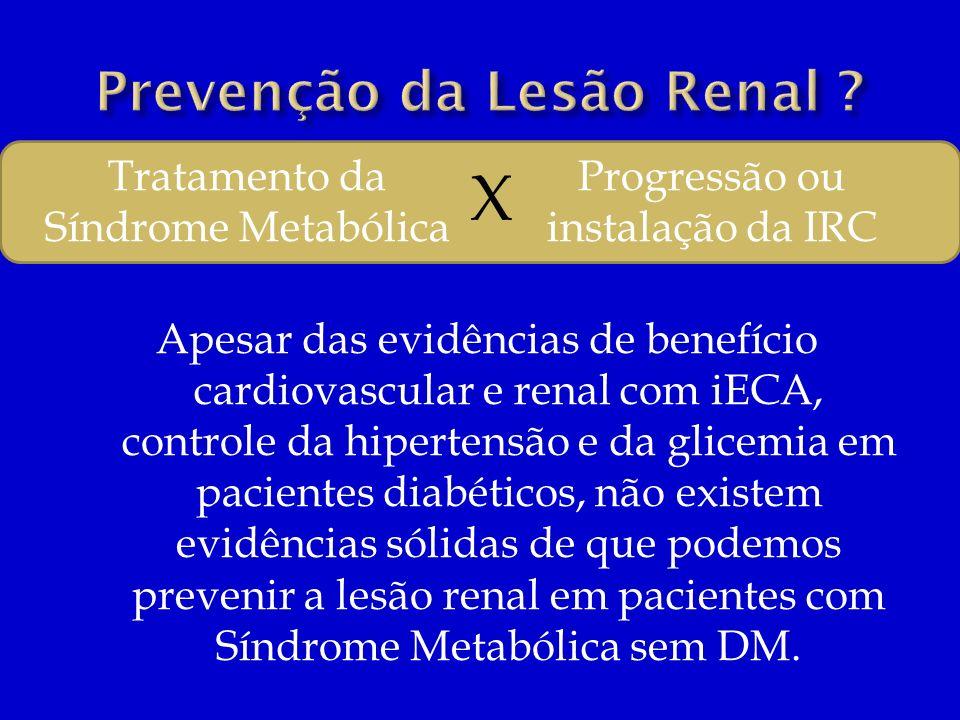 Prevenção da Lesão Renal