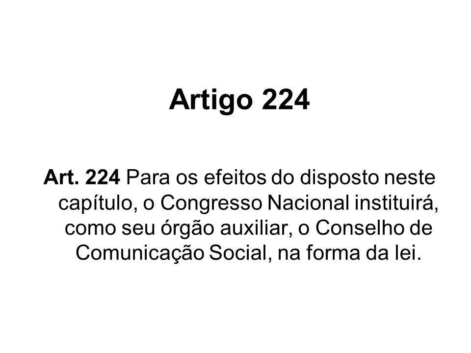 Artigo 224