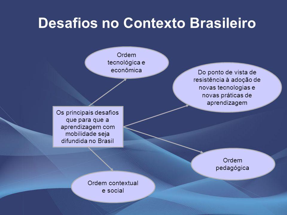 Desafios no Contexto Brasileiro
