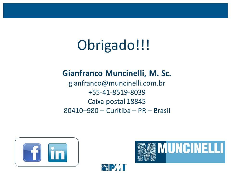 Gianfranco Muncinelli, M. Sc.