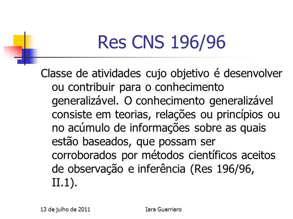Res CNS 196/96