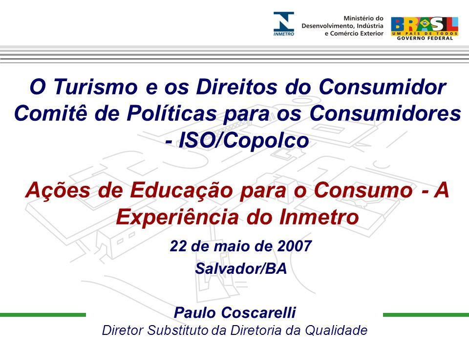 O Turismo e os Direitos do Consumidor