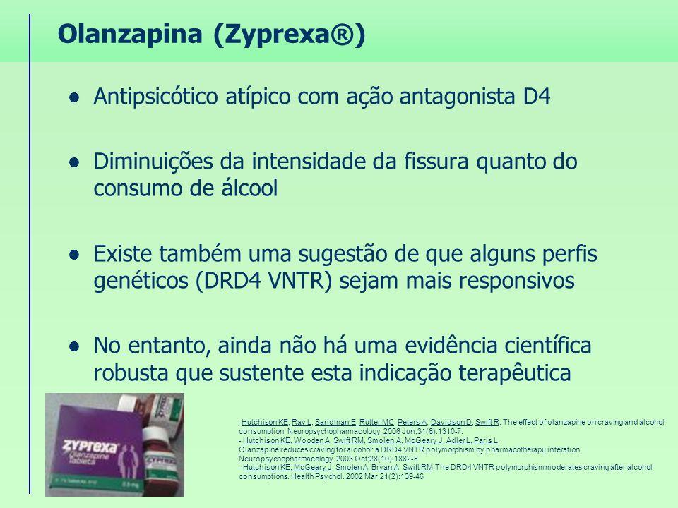 Olanzapina (Zyprexa®)