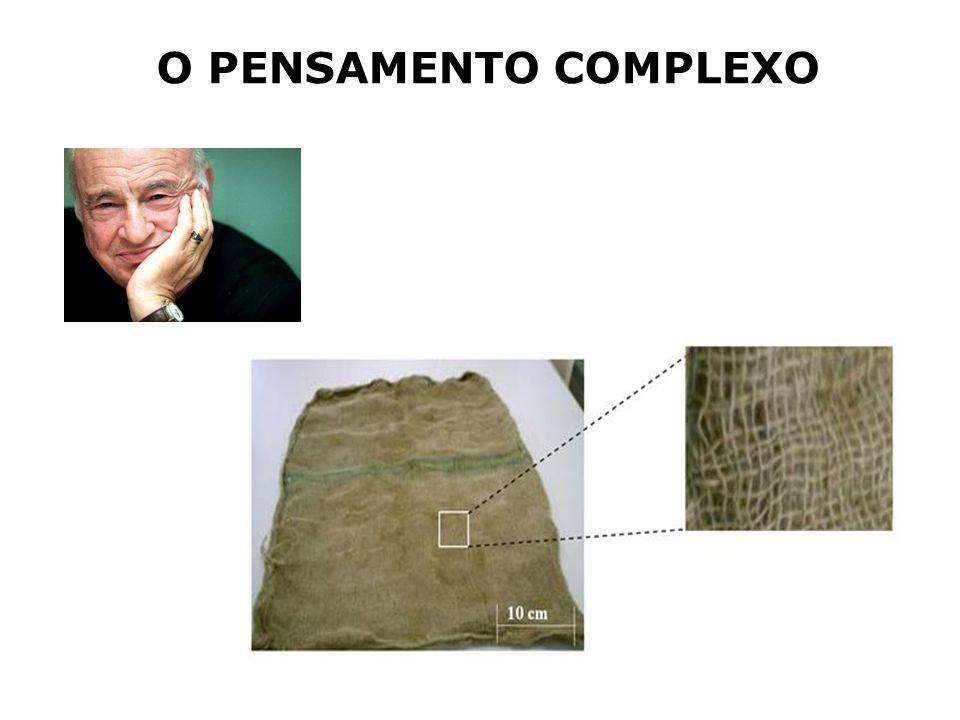 O PENSAMENTO COMPLEXO