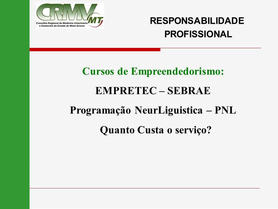 Cursos de Empreendedorismo: Programação NeurLiguistica – PNL