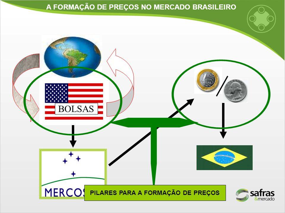 BOLSAS A FORMAÇÃO DE PREÇOS NO MERCADO BRASILEIRO
