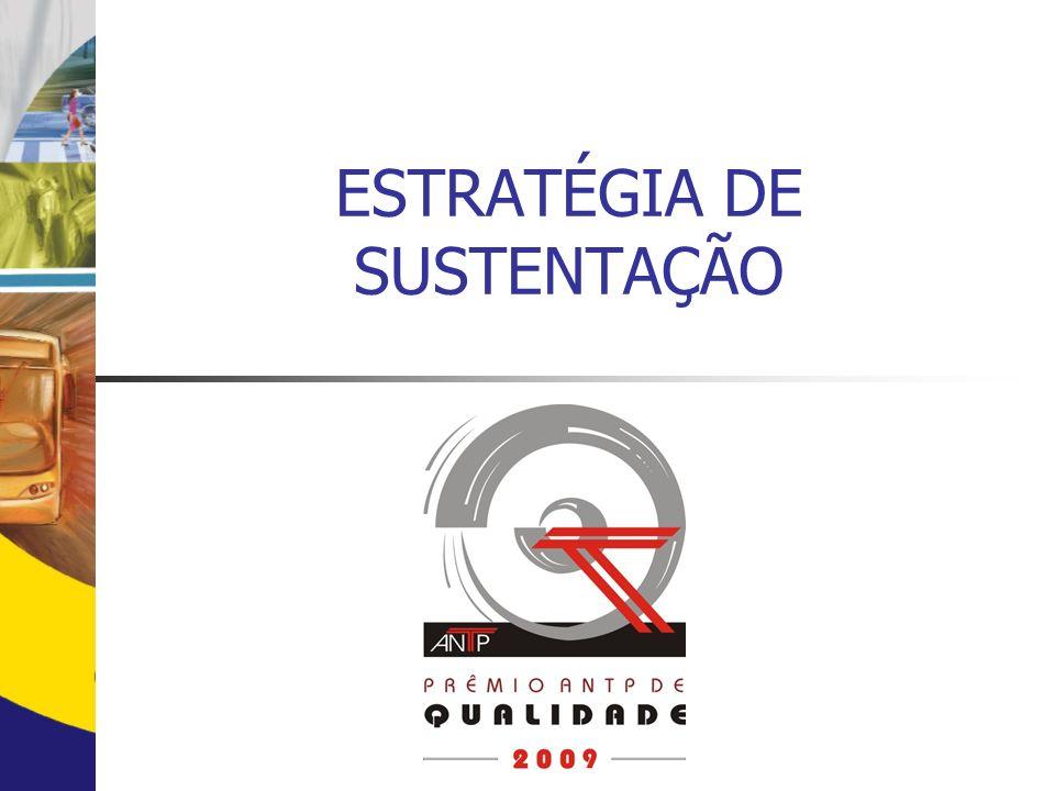 ESTRATÉGIA DE SUSTENTAÇÃO