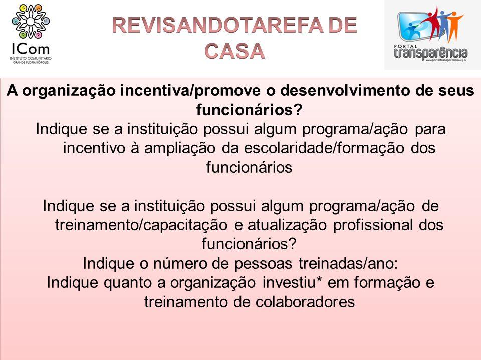 REVISANDOTAREFA DE CASA