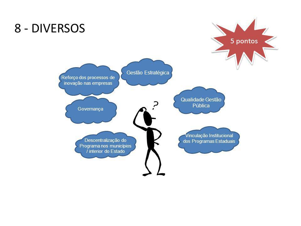 8 - DIVERSOS 5 pontos Use slide 5-4 to discuss the purpose/goals of