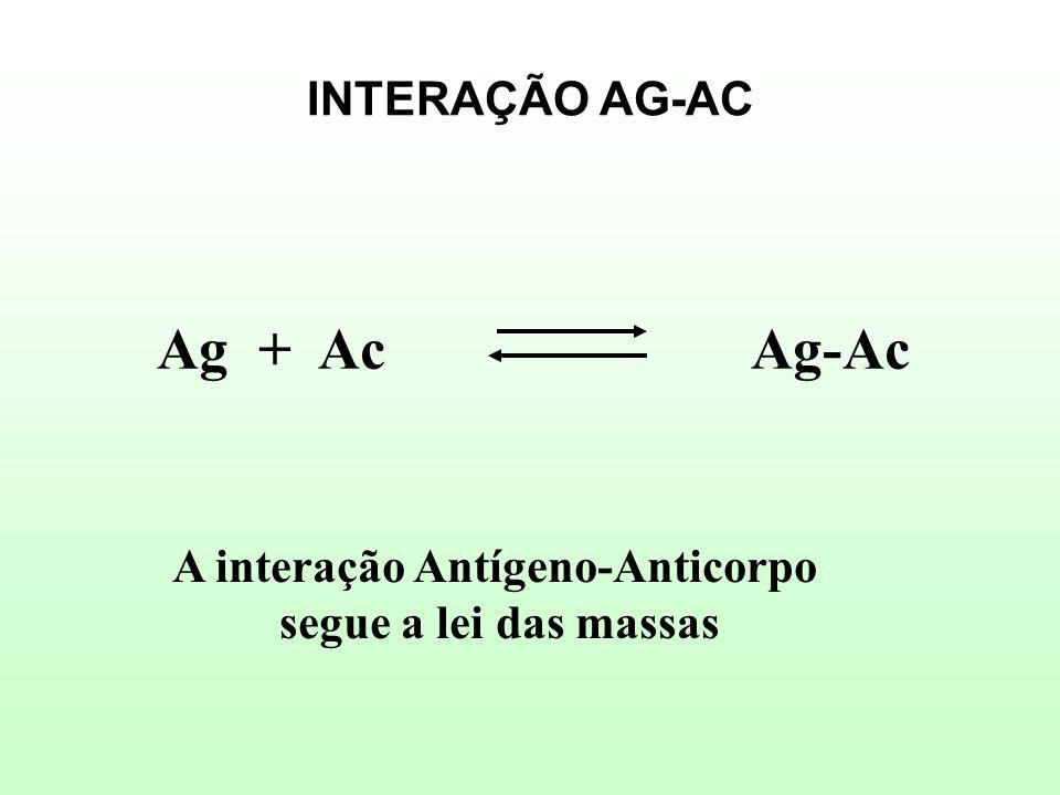 A interação Antígeno-Anticorpo