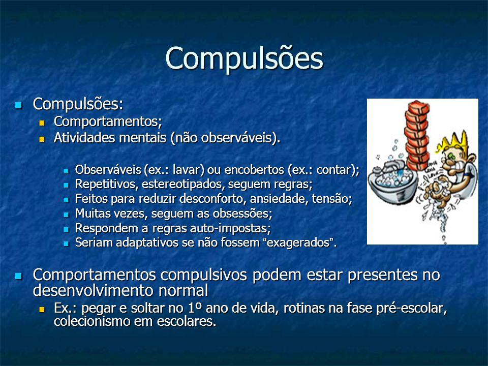 Compulsões Compulsões: