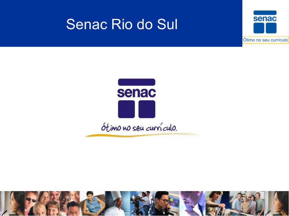 Senac Rio do Sul 1