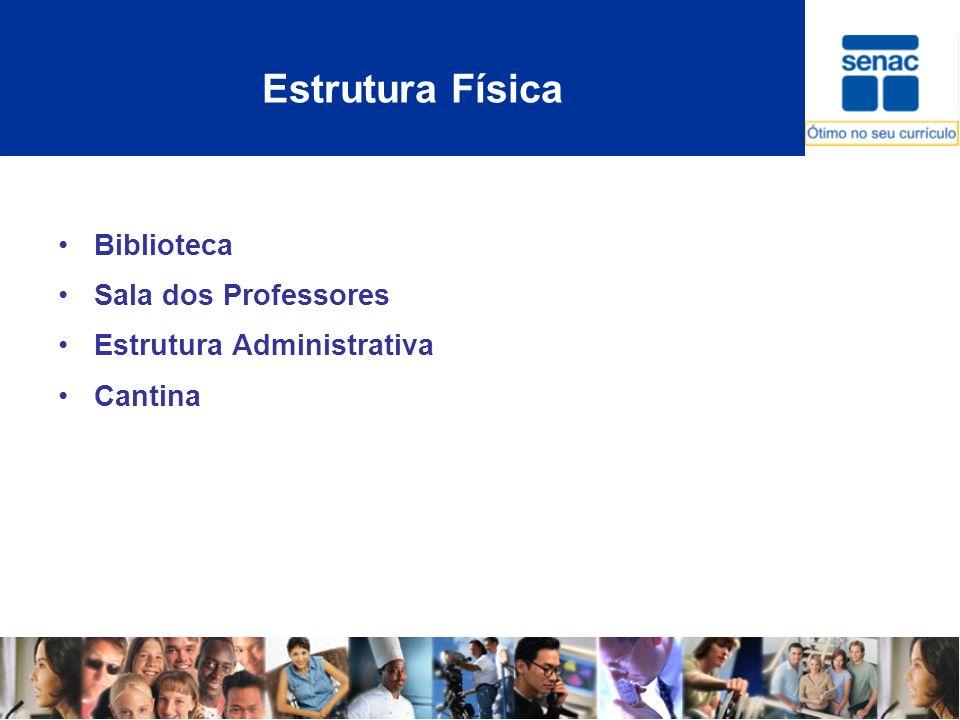 Estrutura Física Biblioteca Sala dos Professores