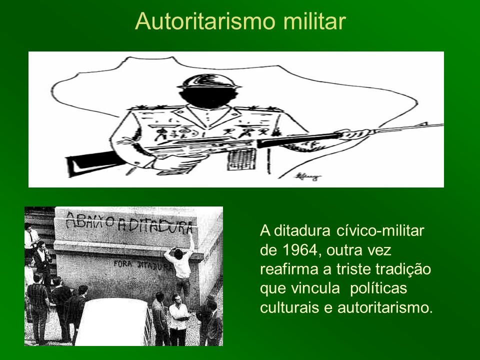 Autoritarismo militar