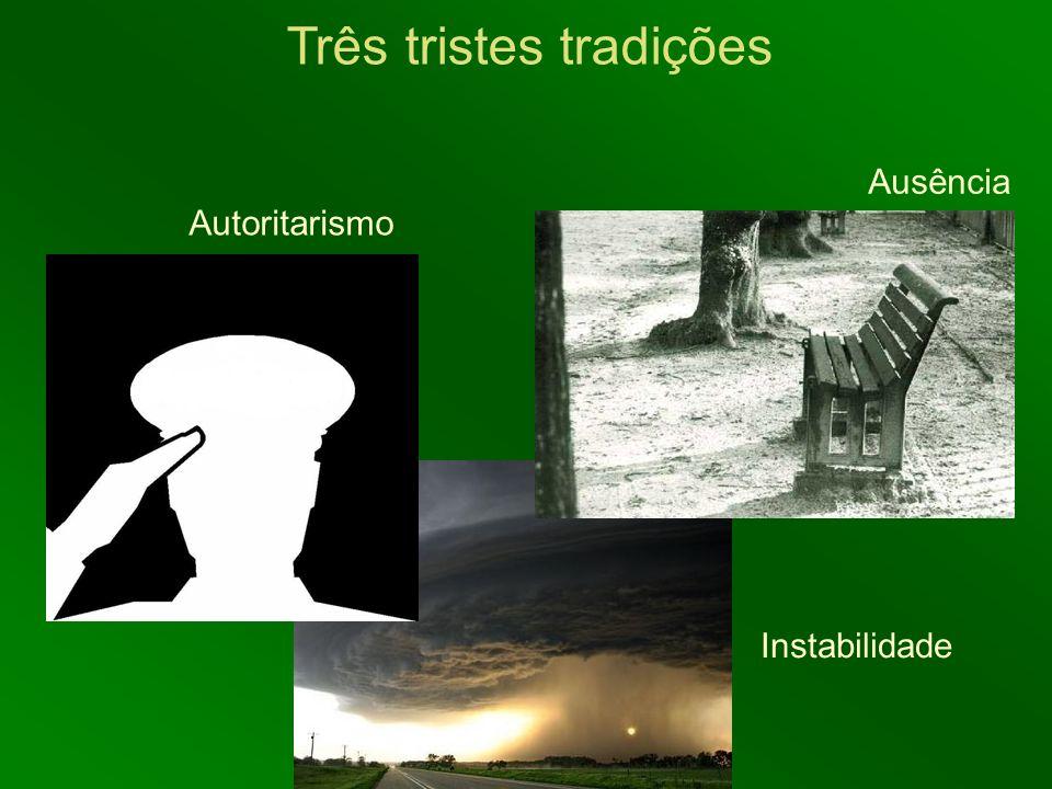 Três tristes tradições