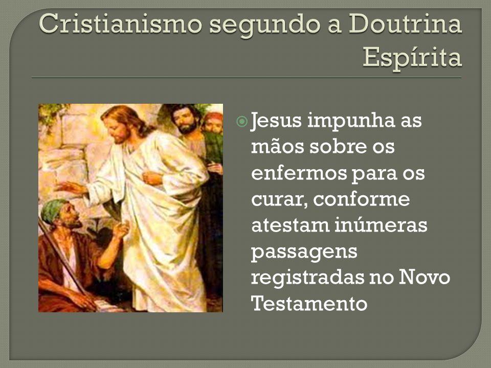 Cristianismo segundo a Doutrina Espírita