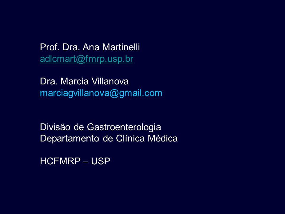 Prof. Dra. Ana Martinelli